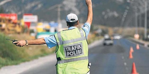 Trafikte 1 kişi öldü