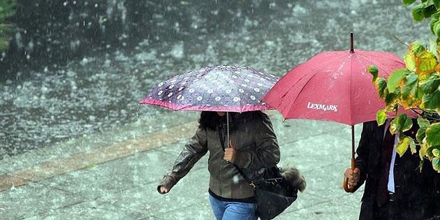 En fazla yağış Beyarmudu'na düştü
