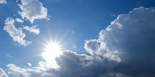 Hava sıcaklığı hafta sonunda 32-35 derece