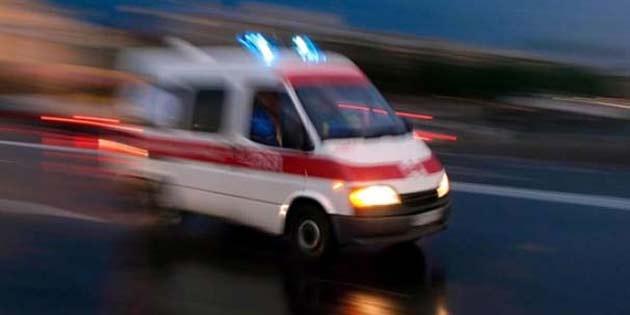 4 yaşındaki kız çocuğu ikinci kattan düşerek ağır yaralandı