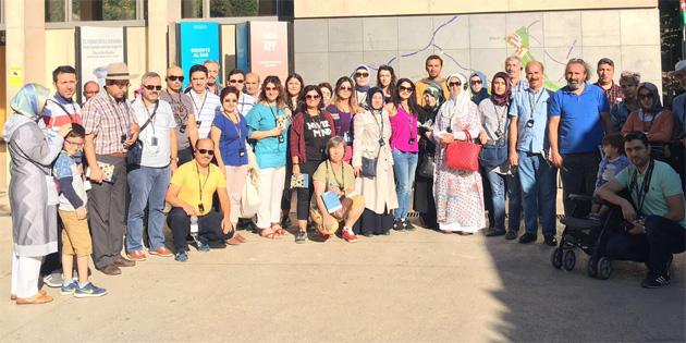 Türk-Bir İspanya'da Sosyal Bilimler Kongresi'ne katıldı