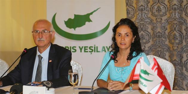 Kuzey Kıbrıs Türk Kızılayı ile Kıbrıs Yeşilay Derneği işbirliği protokolü imzaladı