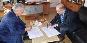 ��birli�i protokol� imzaland�