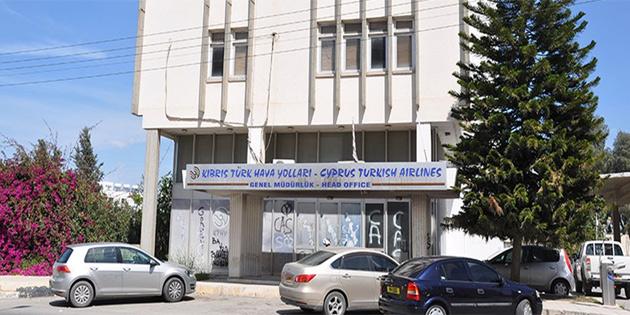 KTHY'nin Genel Müdürlük binası 30 Nisan'da satışa çıkarılıyor