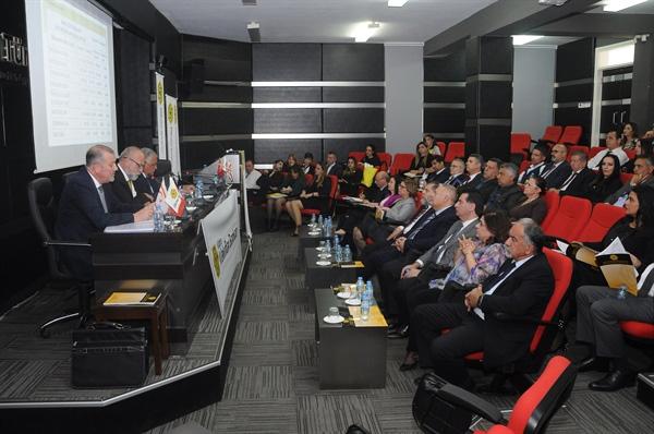 Kıbrıs Vakıflar Bankası'nın 36. yıllık olağan genel kurulu yapıldı