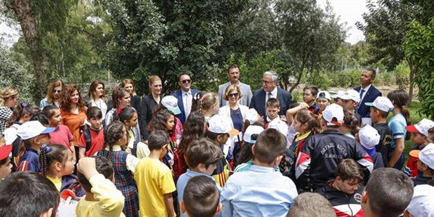 Cumhurbaşkanlığında 3. Çocuk Çalıştayı düzenlendi