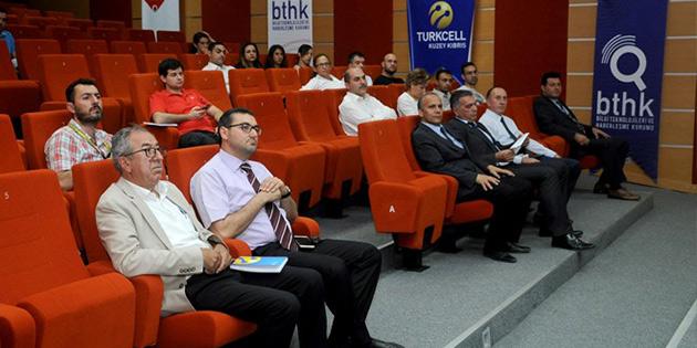 Bilişim ve Siber Güvenlik Konferansı devam ediyor