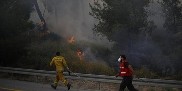 Ülkede son 24 saatte 18 yangın meydana geldi