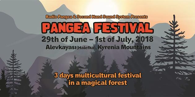 """""""Pangea Festival"""" Cuma günü Alevkayası'nda başlıyor"""