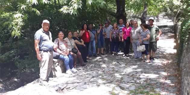 Gönyeli Belediyesi yaşlılara yönelik gezi düzenledi