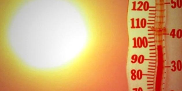 Hava s�cakl��� i� kesimlerde 41, sahillerde 36 derece dolaylar�nda seyredecek