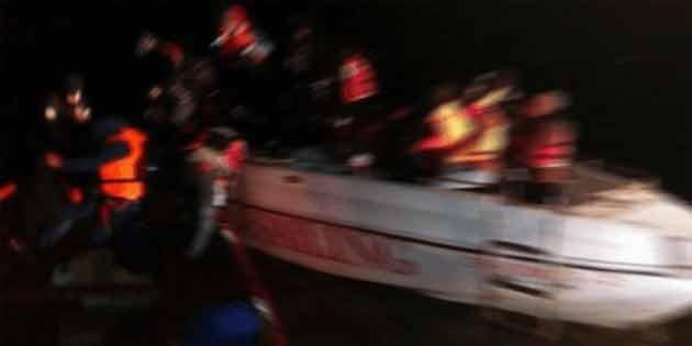 Yeşilköy'de 5 Suriyeli sığınmacı tespit edildi