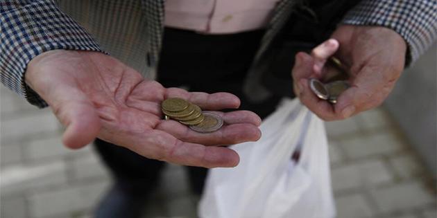 128 bin Kıbrıslı Rum yoksulluk sınırı altında