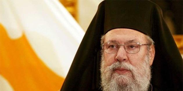 II. Hrisostomos'tan Ukrayna Kilisesi'ne destek