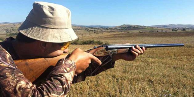 Avın ilk gününde 1 yaralı, kanunsuz avlanan 3 kişi hakkında yasal işlem