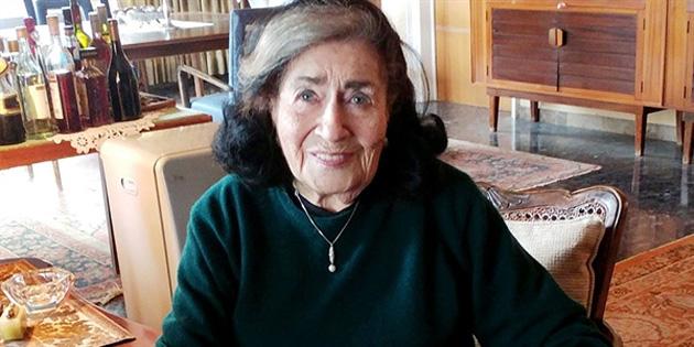 Ara bölgede yaşayan 104 yaşındaki Elsie Slonim yaşamını yitirdi