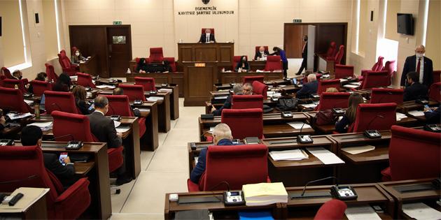 Meclis'te Milli Eğitim ve Kültür Bakanlığı bütçesi görüşülüyor