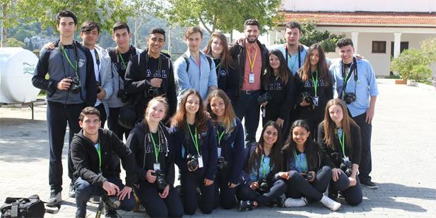 5. Genç Fotoğrafçılar Gezi Atölyesi Sergisi, çarşamba Milli Kütüphane'de açılacak