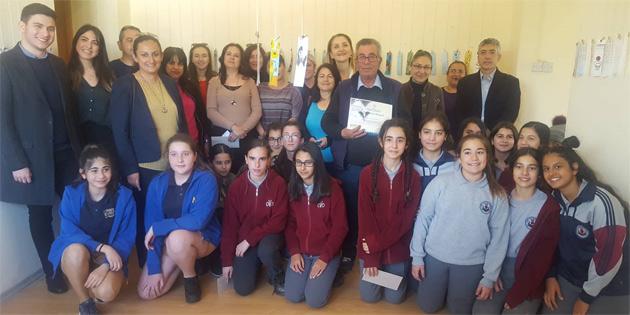 Kültür Dairesi'nin 55. Kütüphane Haftasi etkinlikleri devam ediyor