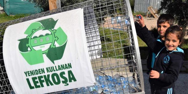 """LTB'nin """"Çöpe değil, geri dönüşüme"""" kampanyasında 2 ayda 220 bin plastik şişe ve alüminyum kutu toplandı"""