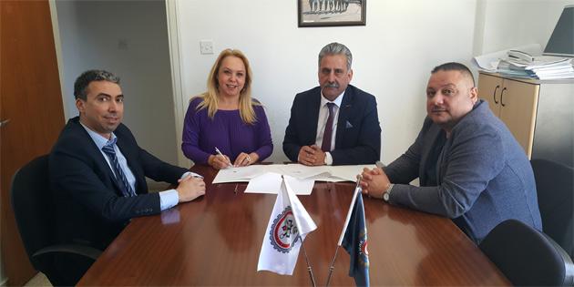 Hür-İş Federasyonu Ve Mobbingle Mücadele Derneği arasında iş birliği protokolü imzalandı