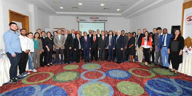 IUSARC 6. Genel Kurul Toplantısı yapıldı
