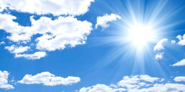 Sıcaklık 29-30 derece
