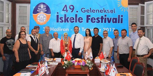 49. İSKELE FESTİVALİ 30 HAZİRAN'DA BAŞLIYOR