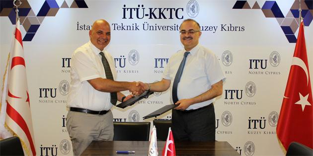 Mehmetçik Belediyesi ile İTÜ-KKTC arasında işbirliği protokolü imzalandı