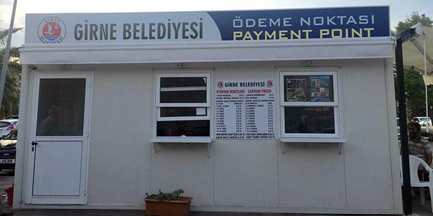 Trafik cezalar� Bald�ken otopark�'nda tahsil edilmeye ba�land�