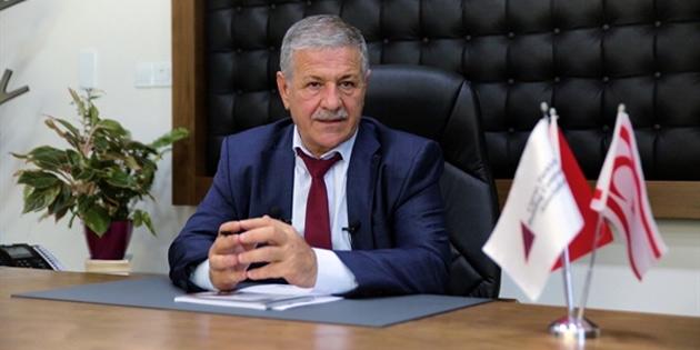 Müteahhitler Birliği Başkanı Gürcafer Bakan Çeler'i eleştirdi