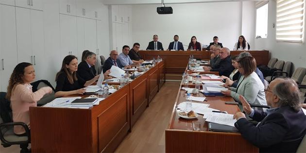 Borç ilişkilerinde uygulanacak kurallarla ilgili yasa önerisini görüşen geçici komite toplandı