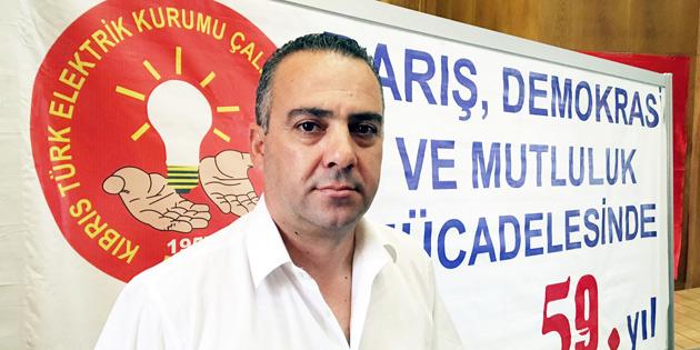 """ÖKSÜZOĞLU: """"KIB-TEK İYİ YÖNETİLMİYOR"""""""