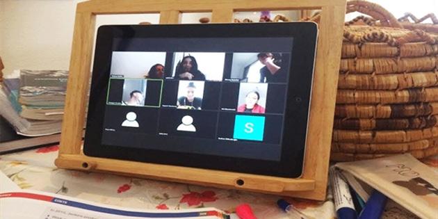 Öğretmenlere yönelik 'Uzaktan Eğitim Eğitiminde Digital Yaklaşımlar' eğitim kursları başladı