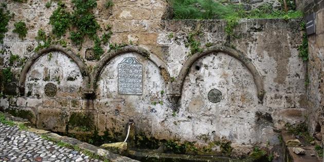 Girne ve Larnaka'da Osmanlı döneminden kalma 4 tarihi çeşme için konservasyon çalışması yapılacak
