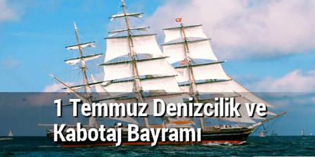 1 Temmuz Denizcilik ve Kabotaj Bayram�, T�rkiye'yle birlikte KKTC'de de t�renlerle kutlanacak