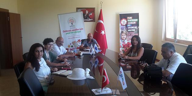 """Expo 2016 Antalya""da a��lacak ""K�br�s Evi""nin �al��malar� s�r�yor"