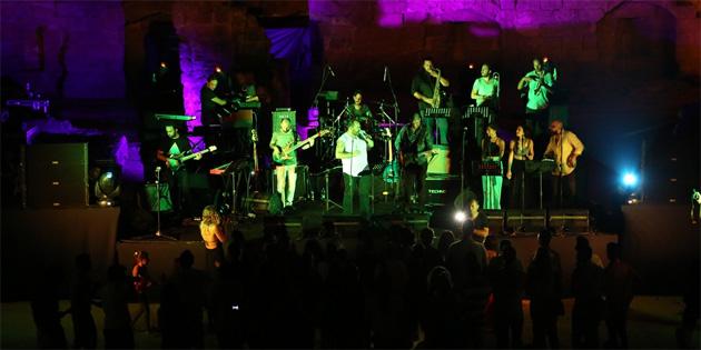 "Ma�usa Festivali'nde ""A Chunk Of Funk"" �le M�zik Yolculu�u"