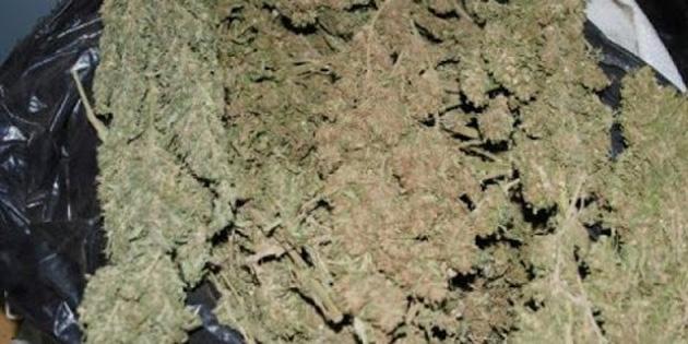 Kargoyla 2 kilo 900 gram hintkeneviri getirtti, tutuklandı
