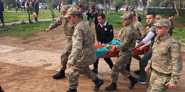 Lefkoşa Devlet Hastanesi'nde tedavi gören 291 hastanın 86'sı sevk edildi
