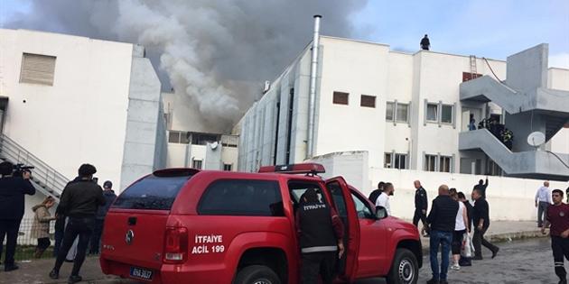 Hastanedeki yangında bir hasta daha yaşamını yitirdi