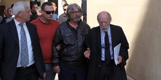 Karagözlü'ye 5, Serdaroğlu'na 4, İşbilen'e 2 yıl hapis cezası