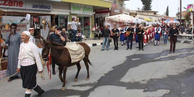 İskele Belediyesinin kültürlerin kaynaşması etkinliği 21 Nisan'a ertelendi