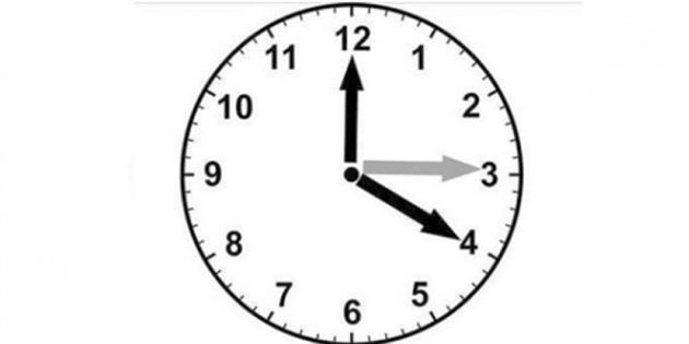 Yarın saatler 1 saat ileri alınacak