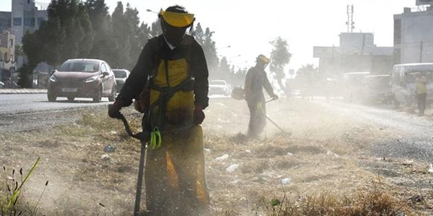LTB bölgesel temizlik çalışmalarına haziranda başlayacağını duyurdu