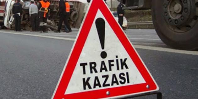 Bir haftada 58 trafik kazası meydana geldi, 33 kişi yaralandı