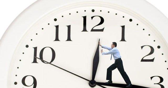 'Saatler otomatik de�i�ebilir!'
