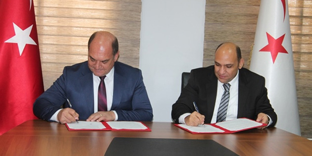 Ulaştırma Bakanlığı ile Değirmenlik Belediyesi yol temizliği, çevre düzenlenmesi konusunda protokol imzaladı