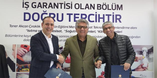 LTB, KTEZO ve Mekanik Sıhhi Tesisatçılar Birliği arasında iş birliği