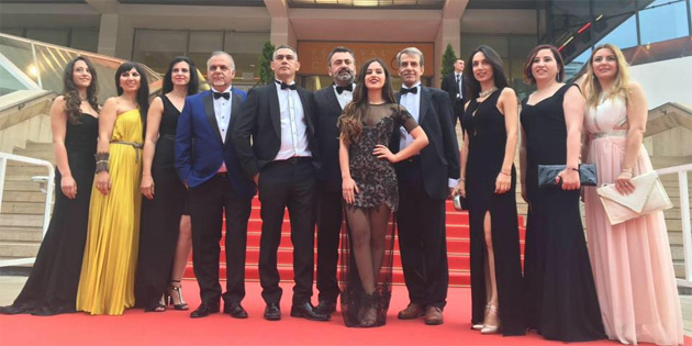 'Dr. Dilara' filminin galas� 69. Cannes Film Festivali'nde yap�ld�